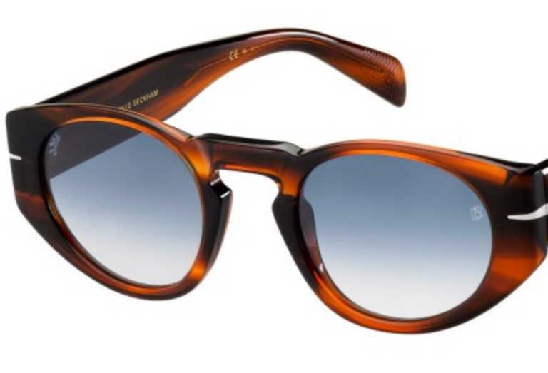 Τα νέα γυαλιά ηλίου και οράσεως του Ντέιβιντ Μπέκαμ θα γίνουν ανάρπαστα!