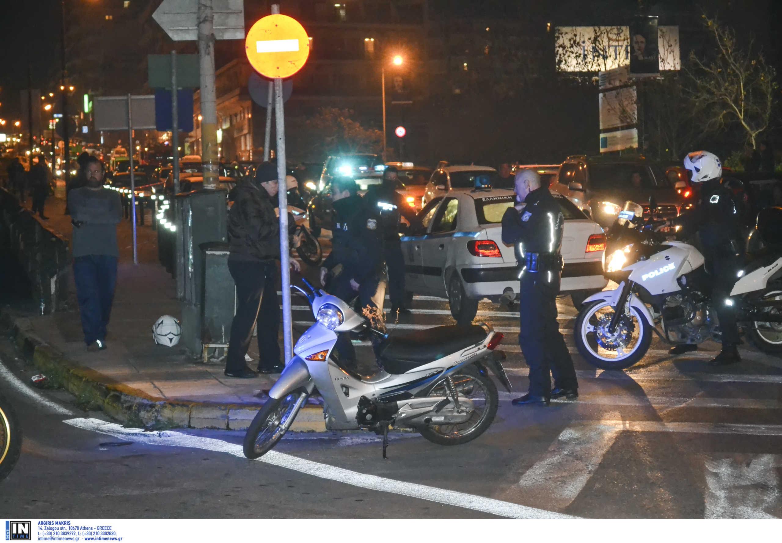 Επίθεση με πέτρες κατά ανδρών της ομάδας ΔΙΑΣ στην νέα εθνική οδό Αθηνών – Κορίνθου