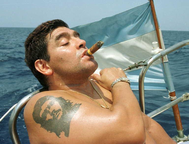 Ντιέγκο Μαραντόνα: Πέθανε με μόλις 75.000 λίρες στο λογαριασμό του