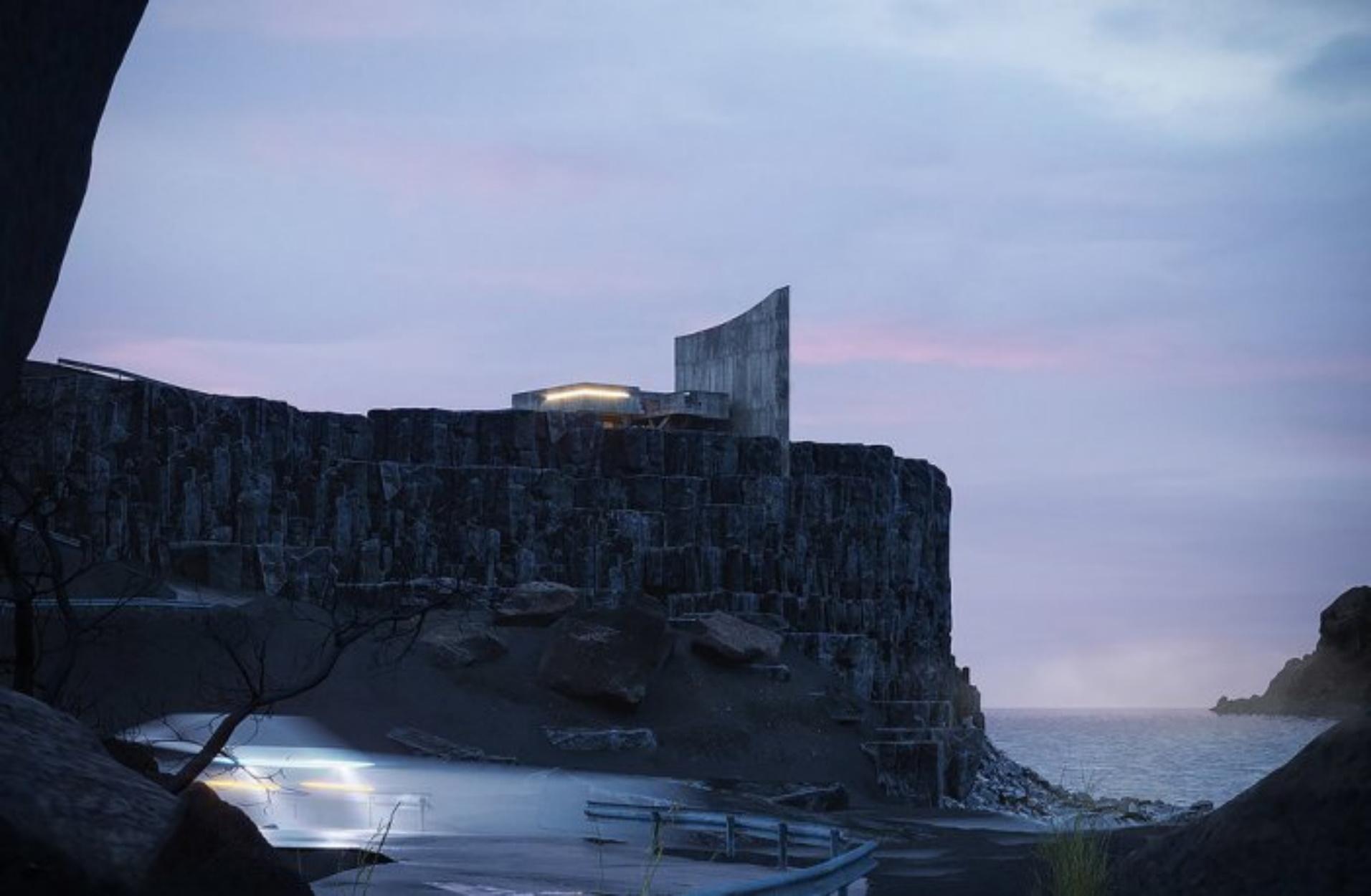 Αυτή η κατοικία μοιάζει να είναι βγαλμένη από ταινία επιστημονικής φαντασίας