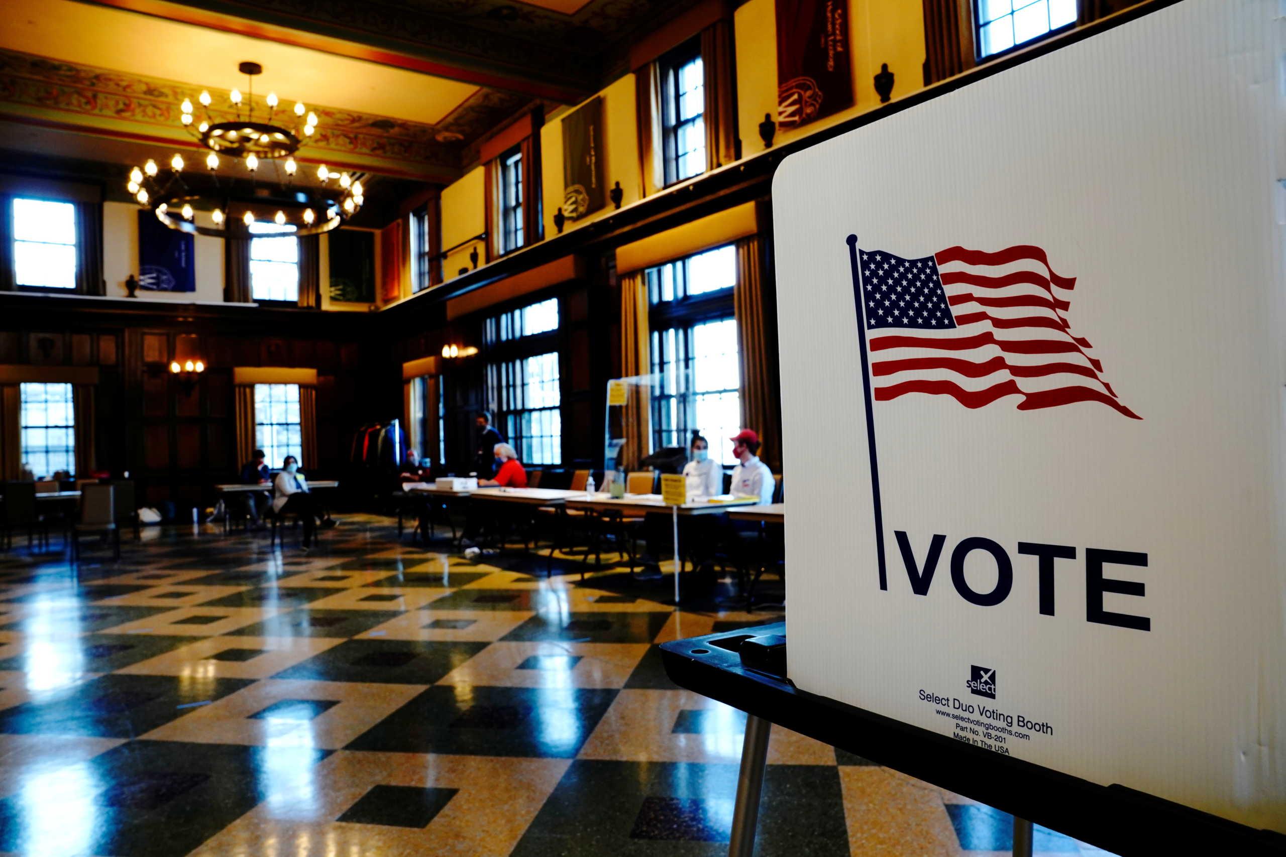 ΗΠΑ: Πάνω από 3 εκατομμύρια άτομα ψήφισαν πρόωρα στις επαναληπτικές εκλογές στην Τζόρτζια
