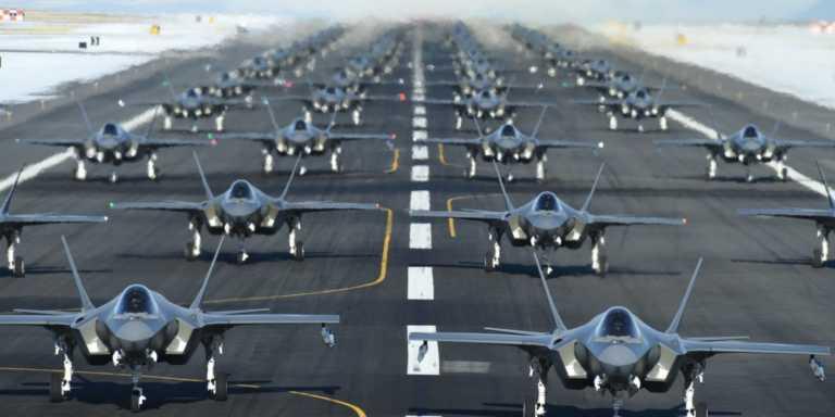 """F-35: Πρόταση """"βόμβα"""" για την αγορά των stealth μαχητικών από ευρωπαϊκή χώρα…""""έκπληξη""""!"""