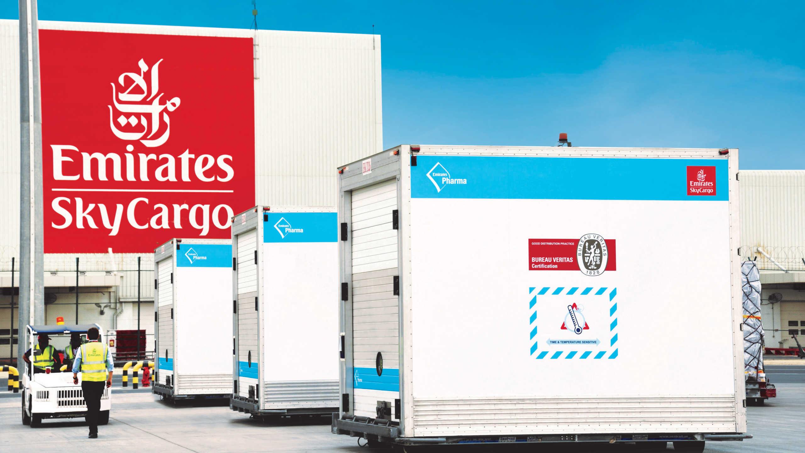 Emirates: Δημιουργεί τον πρώτο αποκλειστικό κόμβο στον κόσμο για το εμβόλιο COVID-19