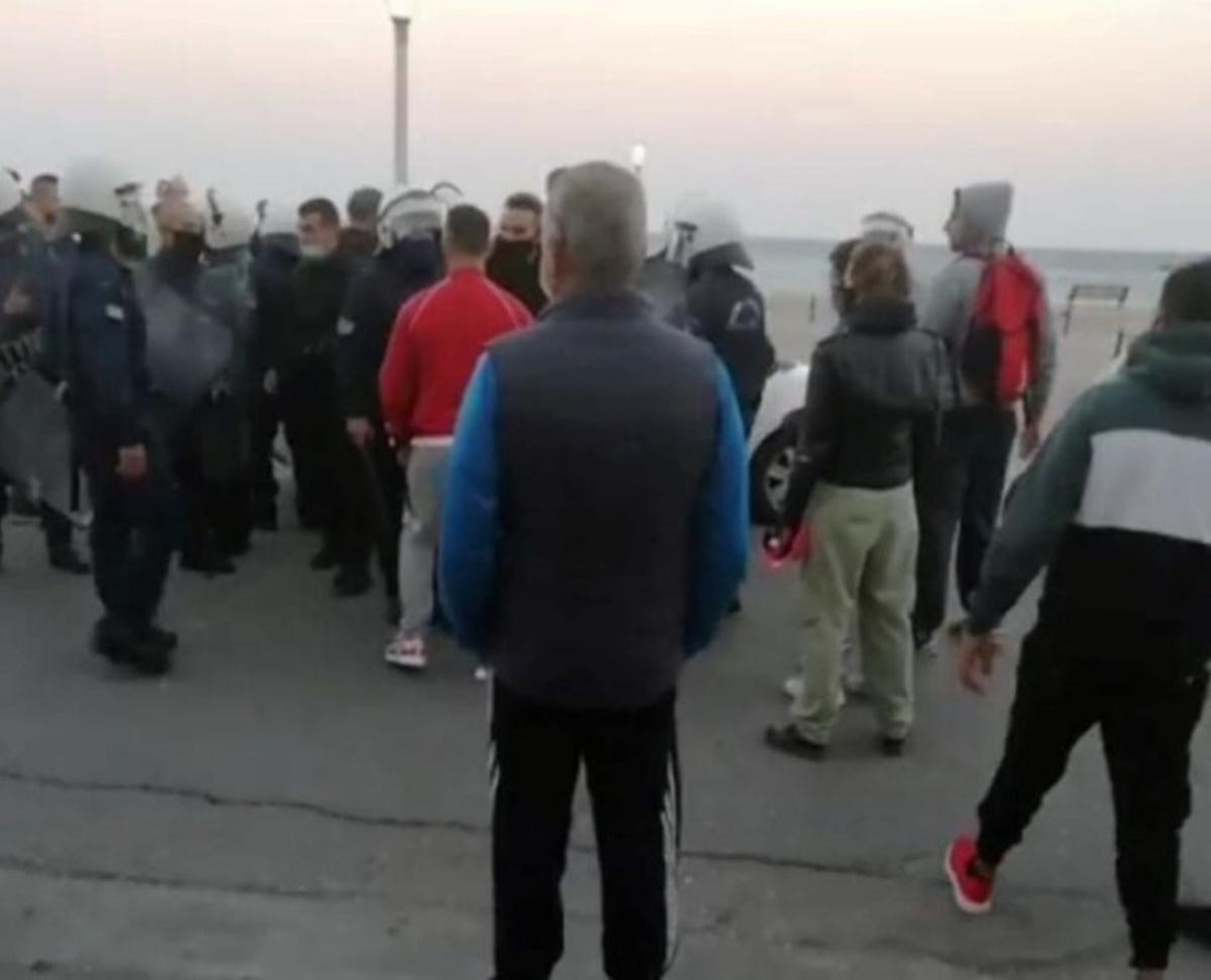 Ρόδος:Επεισόδια και συλλήψεις σε συγκέντρωση διαμαρτυρίας για το lockdown