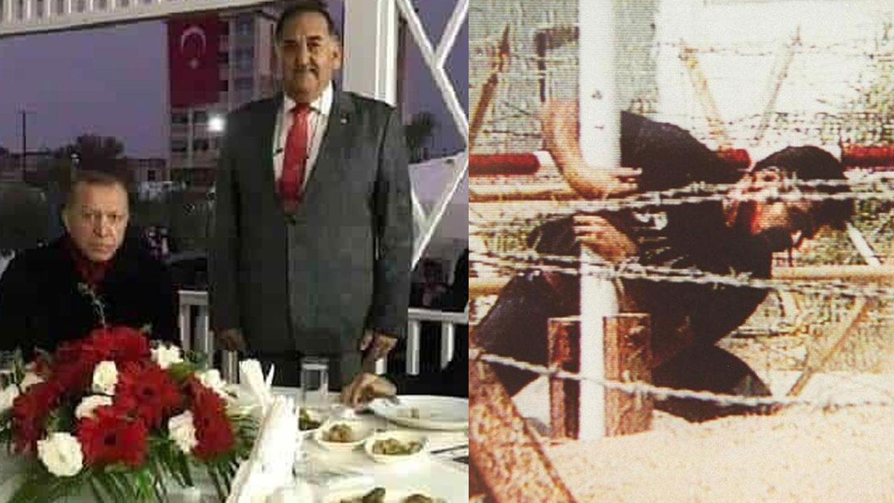 Ο Ερντογάν ποζάρει ξανά με τον δολοφόνο του Σολωμού