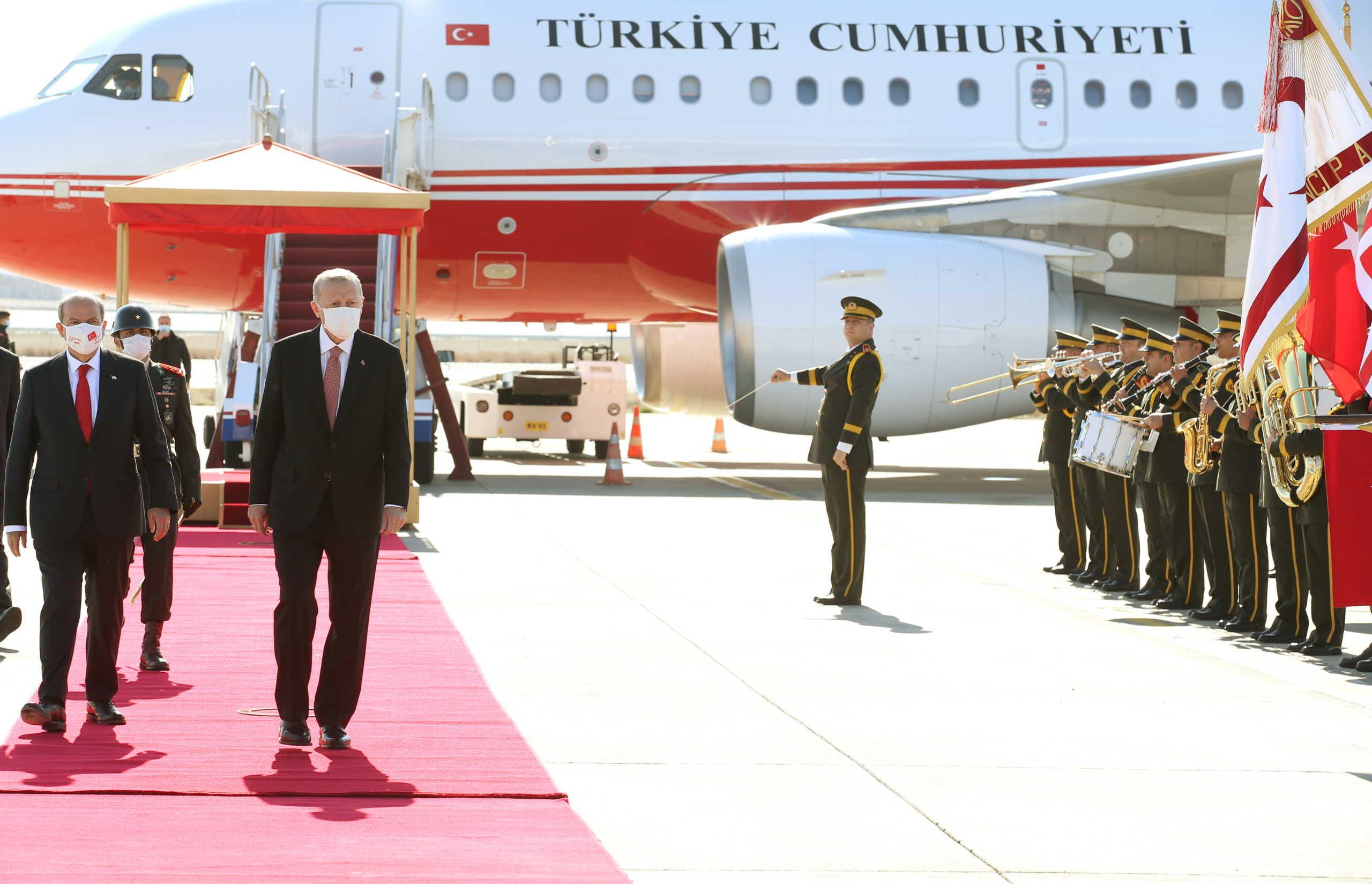 """Το πολιτικό παιχνίδι του """"Σουλτάνου"""" Ερντογάν"""