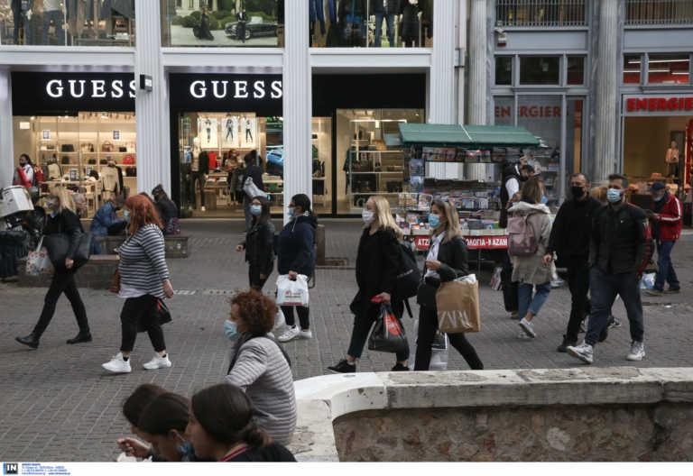 SMS για καταστήματα και σουπερ μάρκετ μαζί – Τι θα γίνει αν αυξηθούν τα κρούσματα σε μια περιοχή