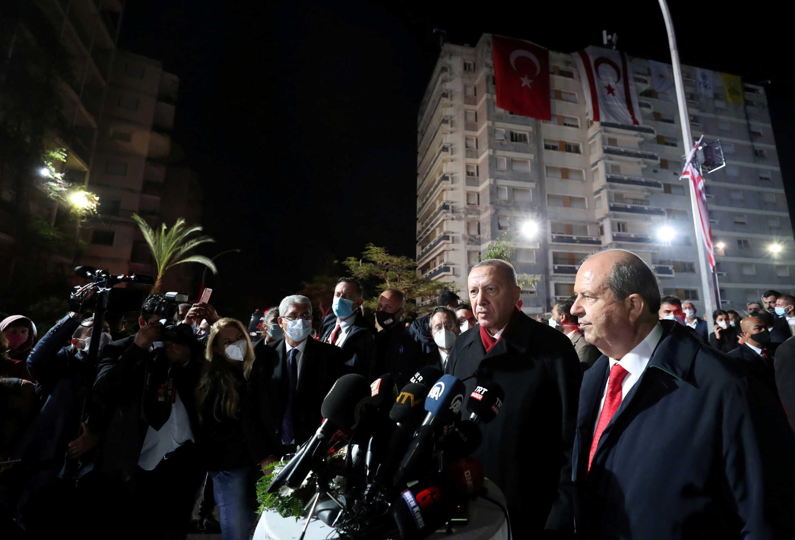 """Ύπατος Εκπρόσωπος της ΕΕ: Οι τουρκικές ενέργειες στα Βαρώσια """"θα προκαλέσουν ένταση"""""""