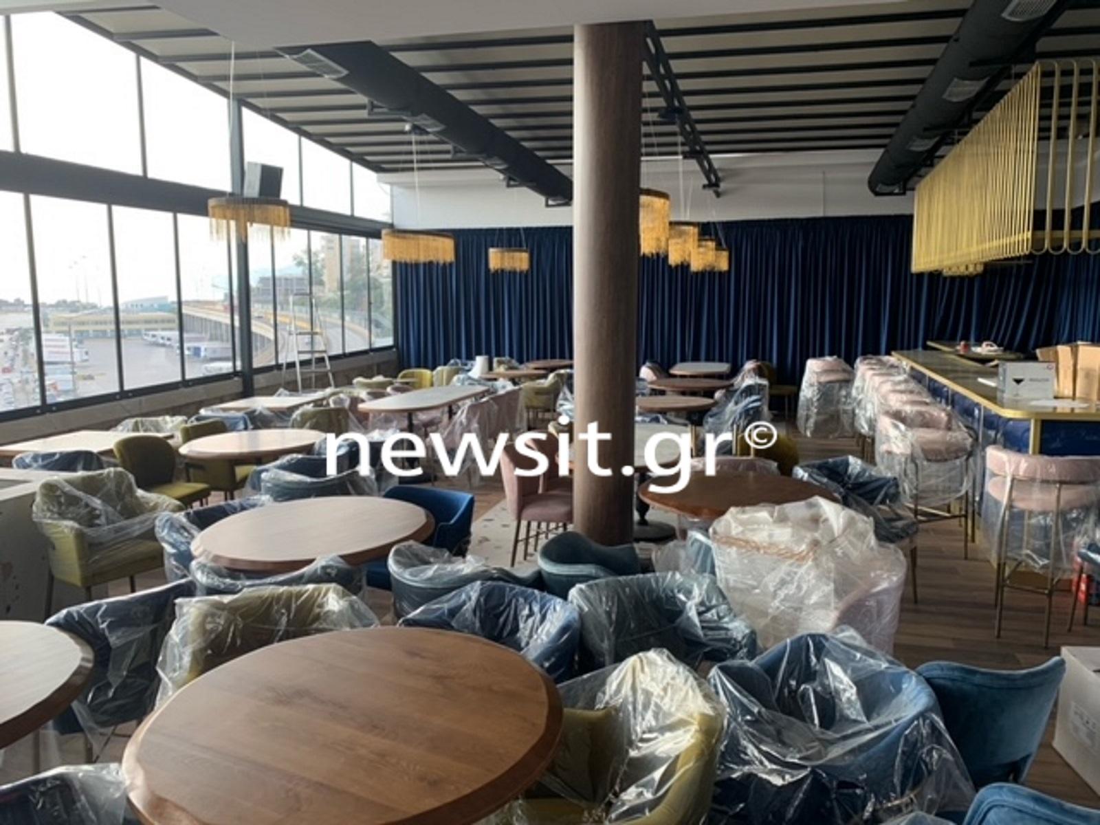 """Κορονοϊός: Στον """"αέρα"""" ιδιοκτήτες και εργαζόμενοι των νέων εστιατορίων (pics, video)"""