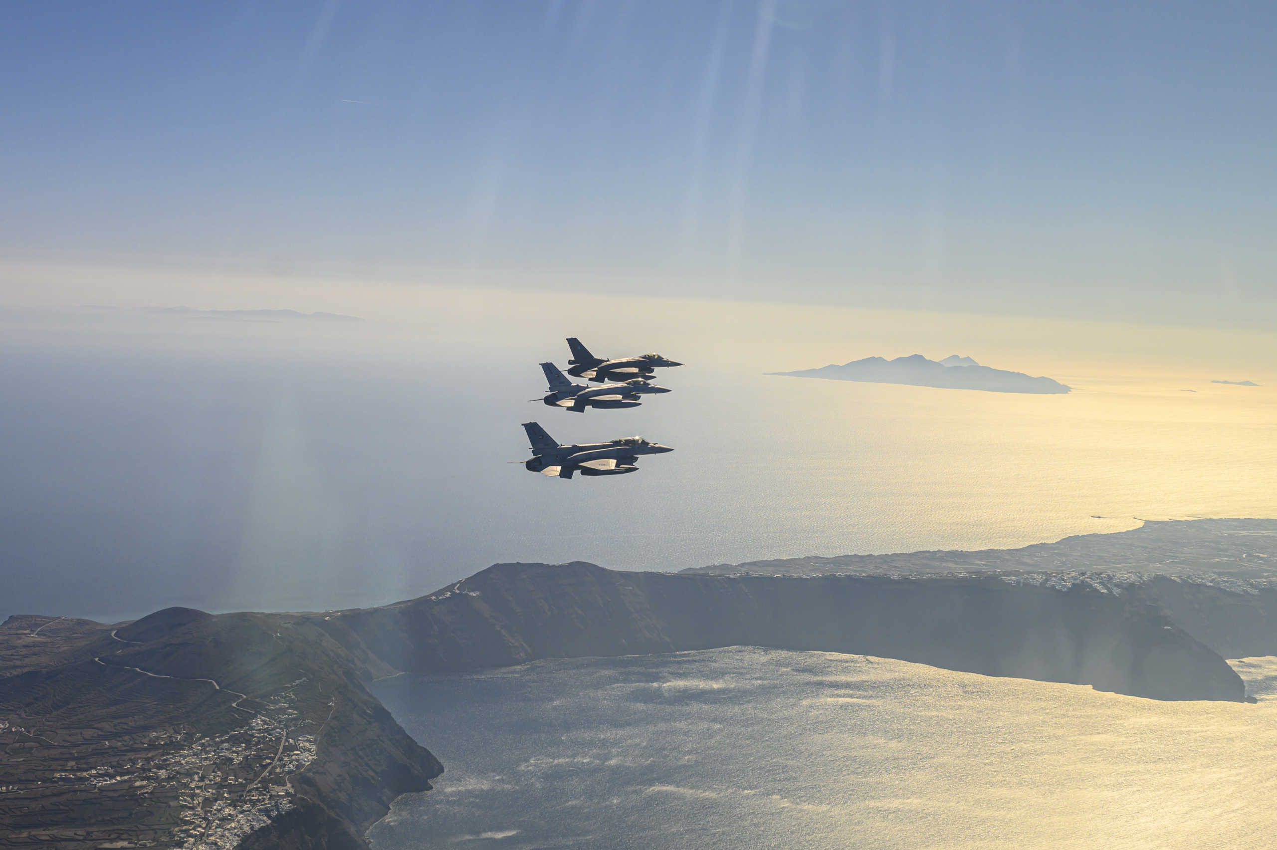Ο φύλακας άγγελος των F-16: H τεχνολογία που έσωσε 10 πιλότους και 9 μαχητικά αεροσκάφη!