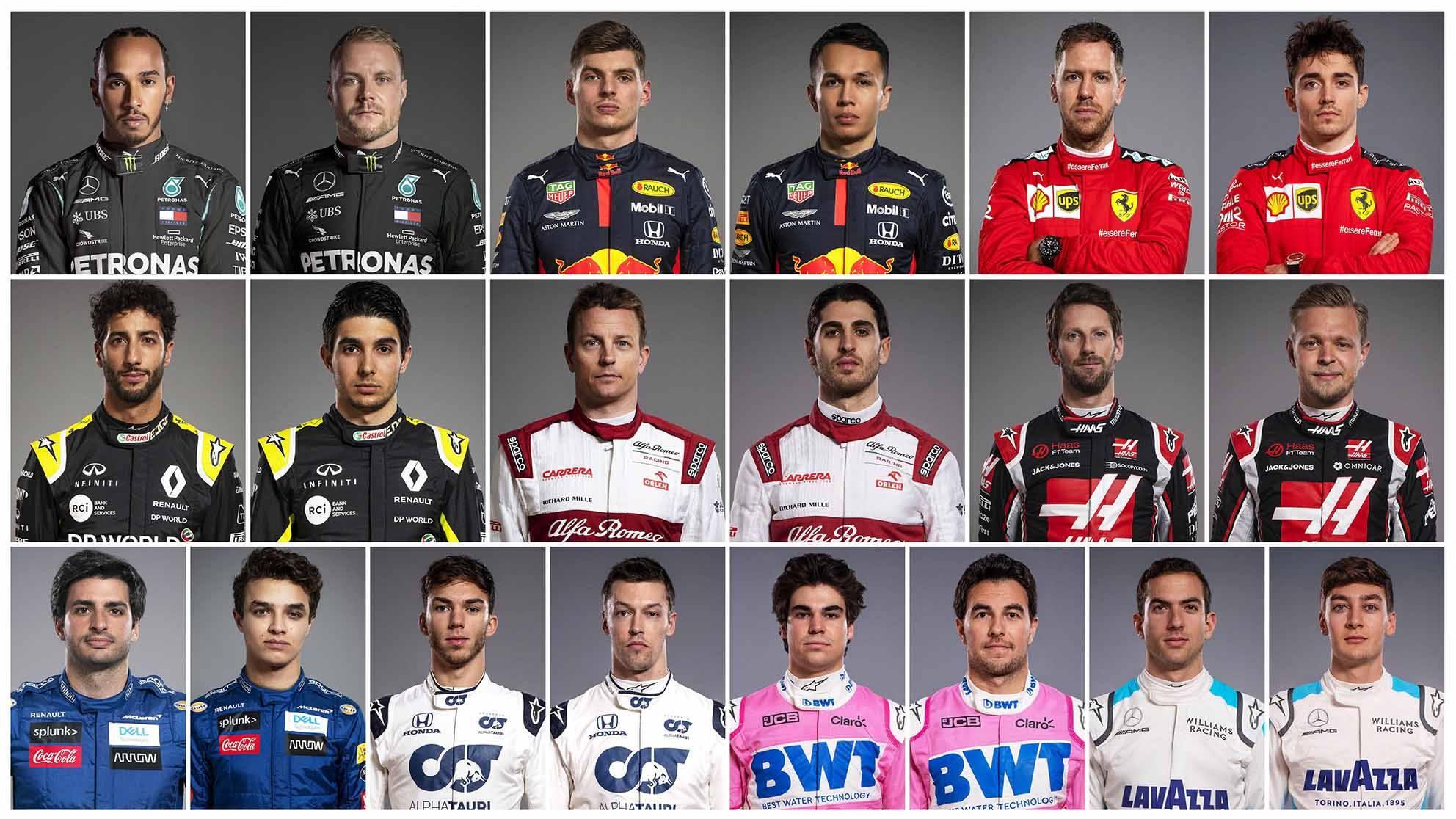 Formula 1: Πόσα χρήματα έβγαλε κάθε οδηγός το 2020;