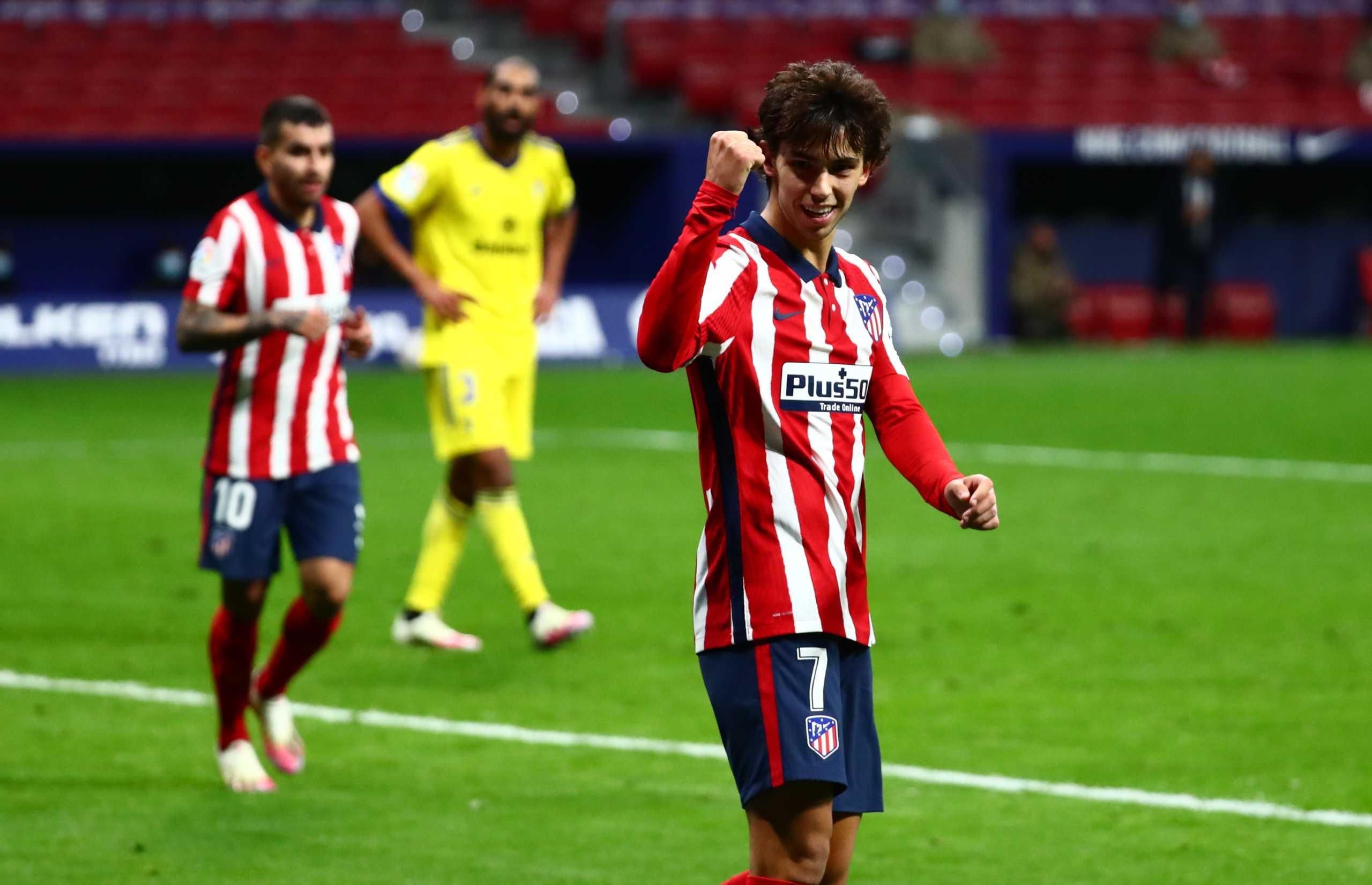La Liga: Στην κορυφή η Ατλέτικο Μαδρίτης με σούπερ Φέλιξ (video)