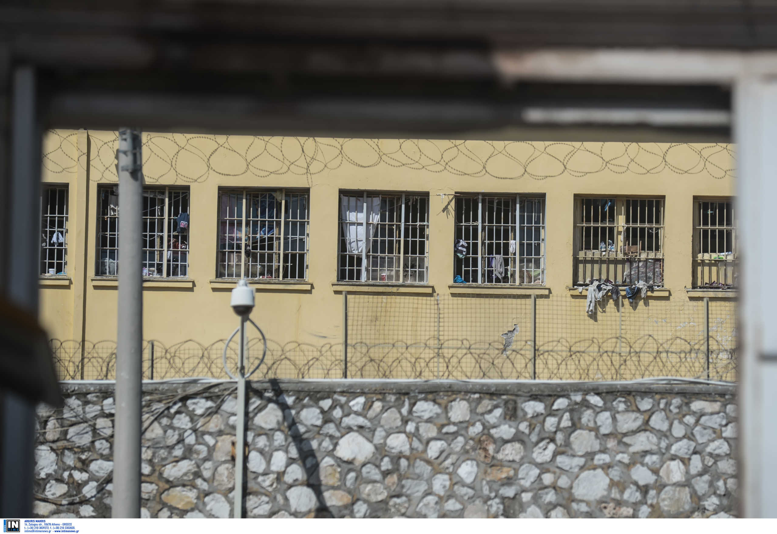 κορονοϊός φυλακές