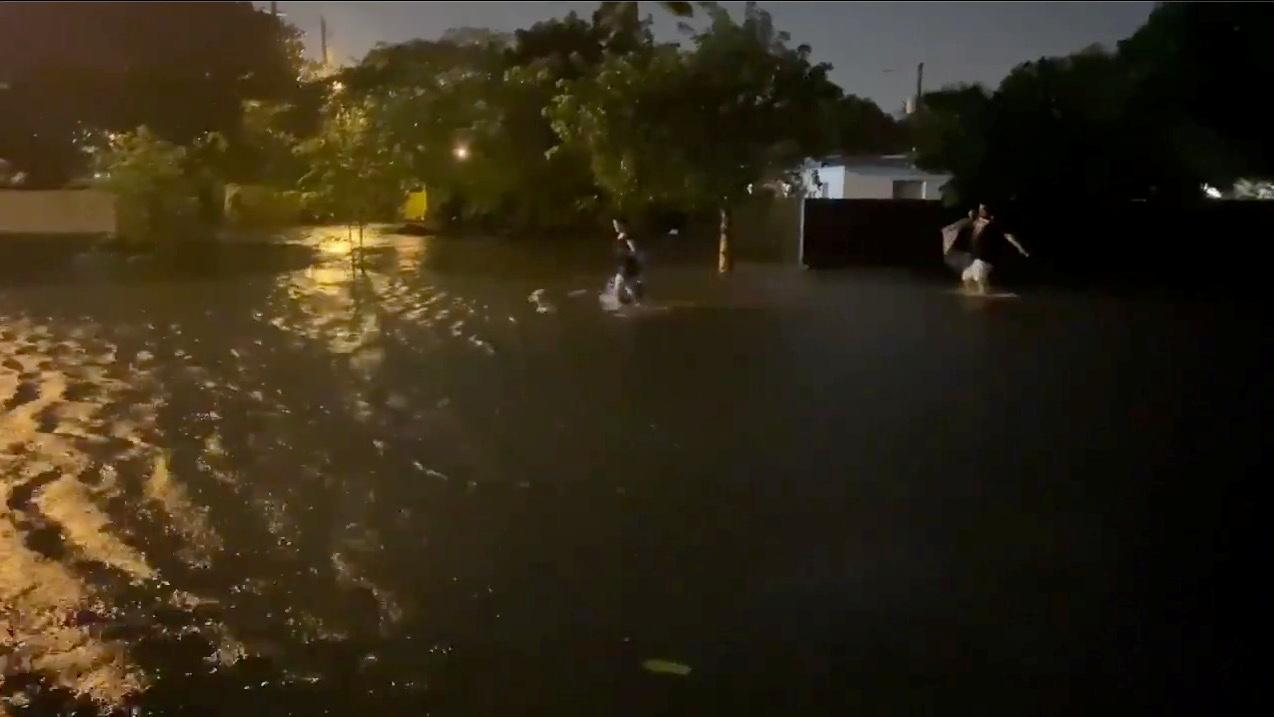 πλημμύρες Φλόριντα