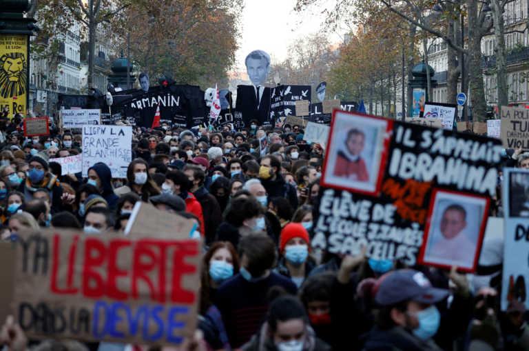 Γαλλία: Αλλάζει την διάταξη για τους αστυνομικούς μετά τις αντιδράσεις