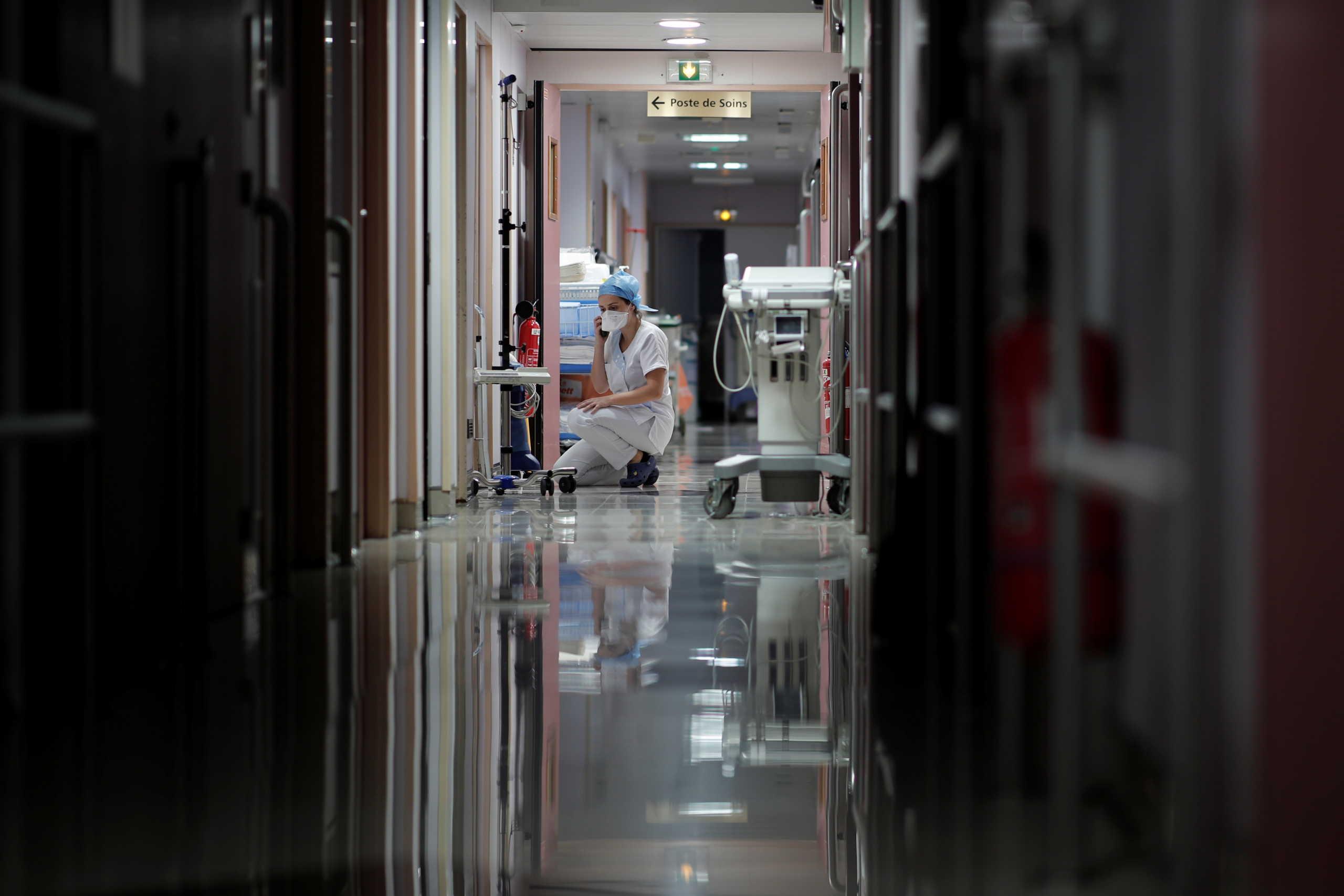 Γαλλία νοσοκομείο