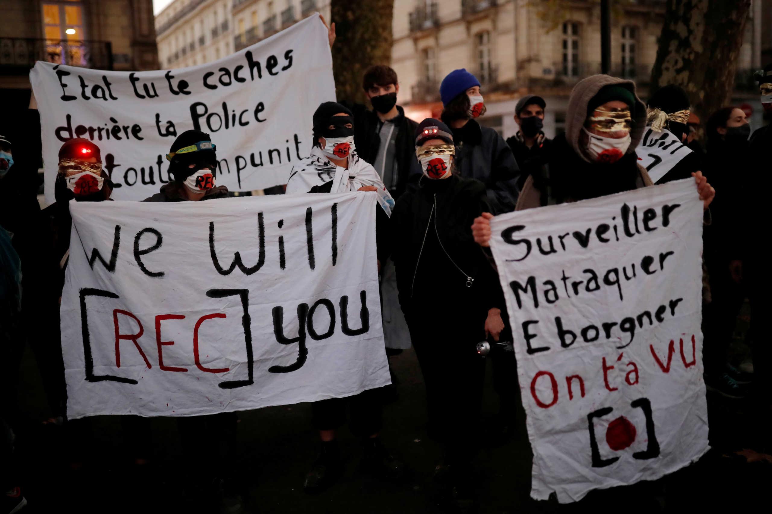Γαλλία: Πράσινο φως στην τιμωρία για δημοσιοποίηση φωτογραφιών αστυνομικών