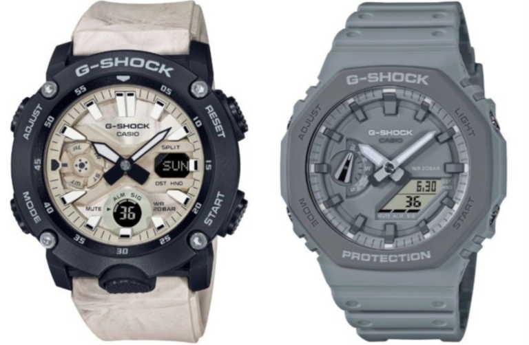 Η G-SHOCK μόλις κυκλοφόρησε 5 στιβαρά ρολόγια που κοστίζουν ελάχιστα χρήματα