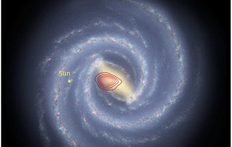 """Βρέθηκε """"απολιθωμένος"""" γαλαξίας μέσα στον γαλαξία μας! (pic)"""