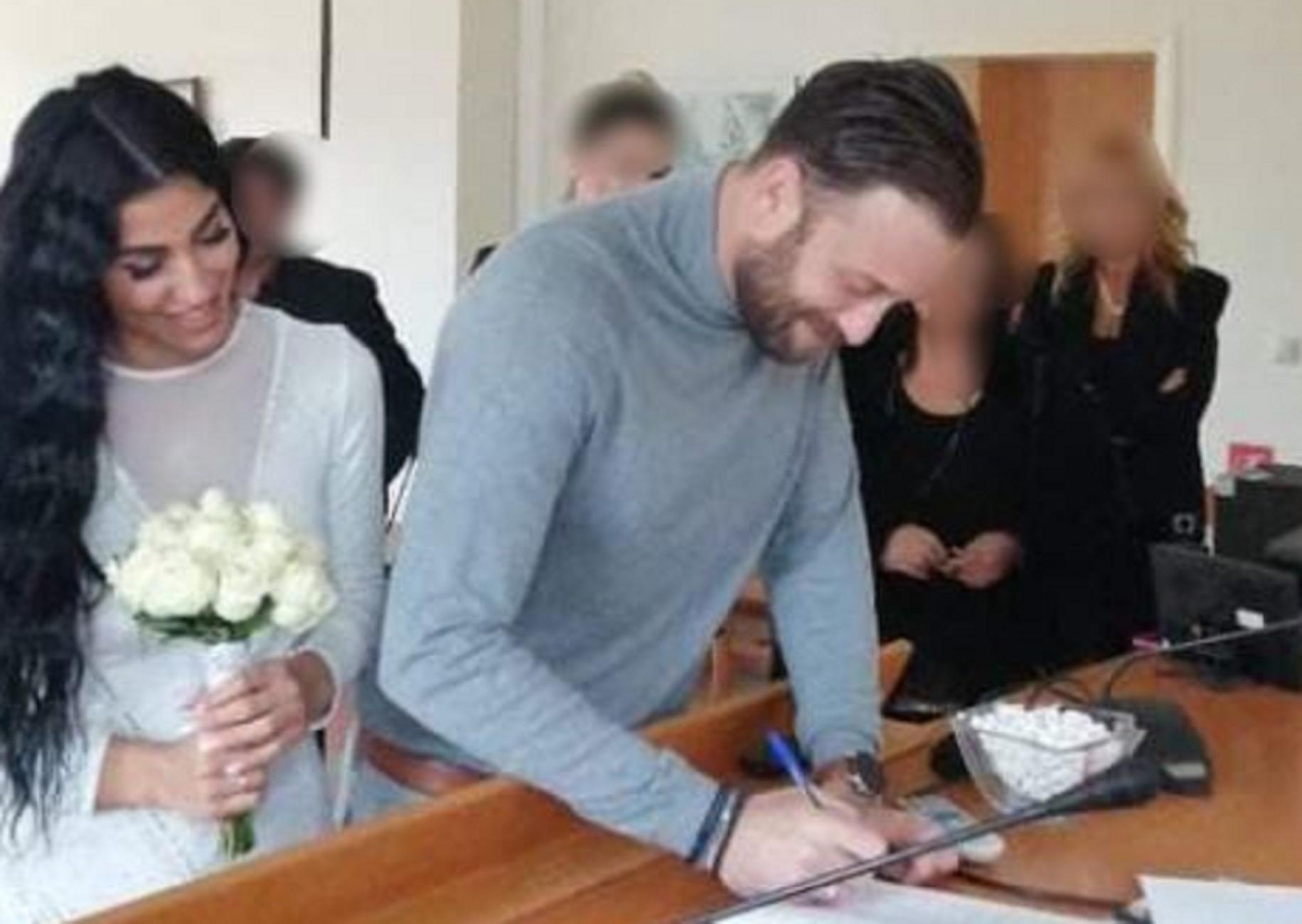 Χανιά – Lockdown: Γάμος με ένα απίθανο δώρο στη νύφη! Ο κορονοϊός δεν χάλασε τα σχέδιά τους (Φωτό)