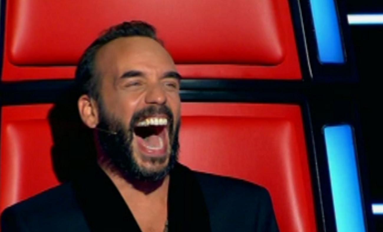 Τρελά κέφια για τους coaches στο The Voice – Ασταμάτητο γέλιο μέχρι δακρύων
