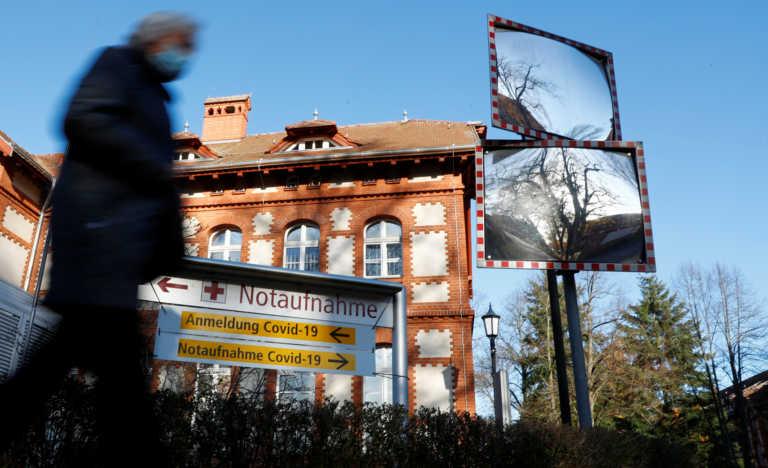 Γερμανία: Πάνω από 22.000 κρούσματα κορονοϊού και 254 νεκροί σε ένα 24ωρο