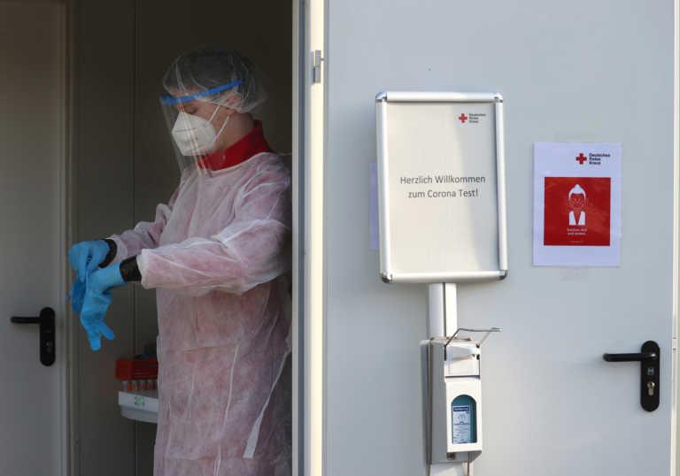 Γερμανία: Πάνω από 15.000 κρούσματα κορονοϊού και 138 νεκροί