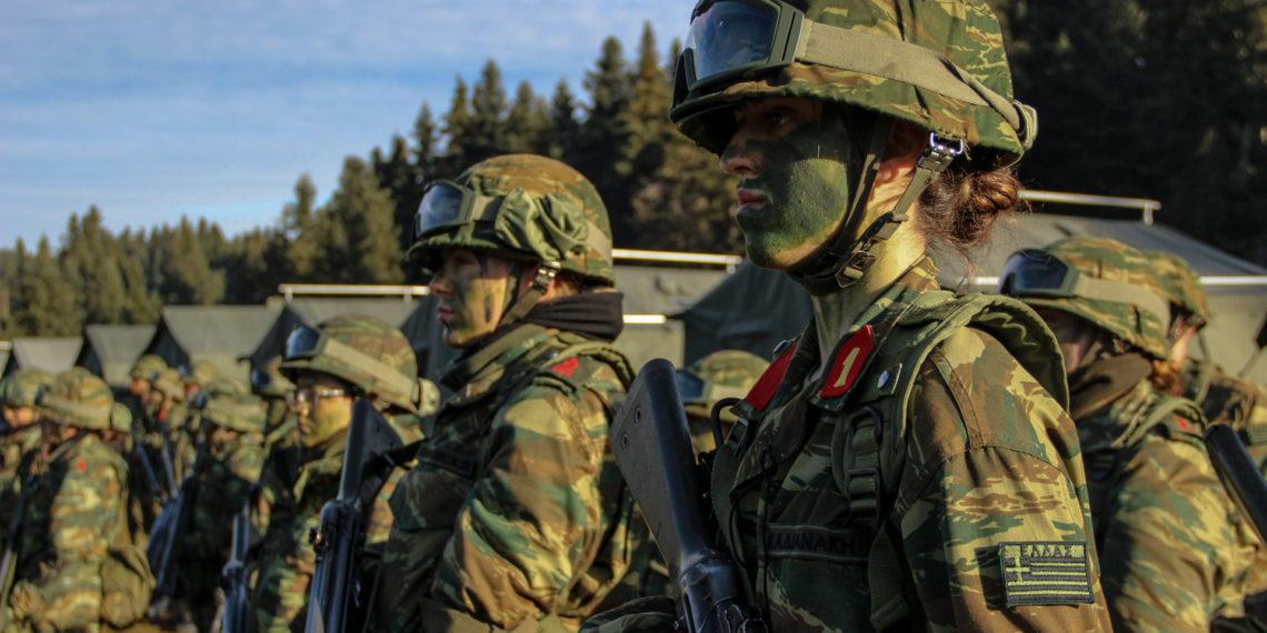 ΓΕΕΘΑ: Κανονικά οι άδειες προσωπικού των Ενόπλων Δυνάμεων