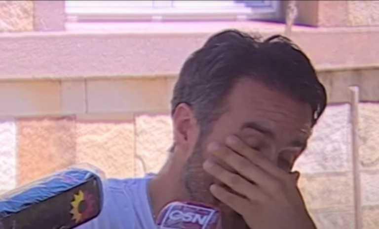 """Αρνήθηκε με δάκρυα την αμέλεια ο γιατρός του Μαραντόνα! """"Με έδιωχνε και δεν μπορούσα να τον πάω σε τρελάδικο"""" (video)"""