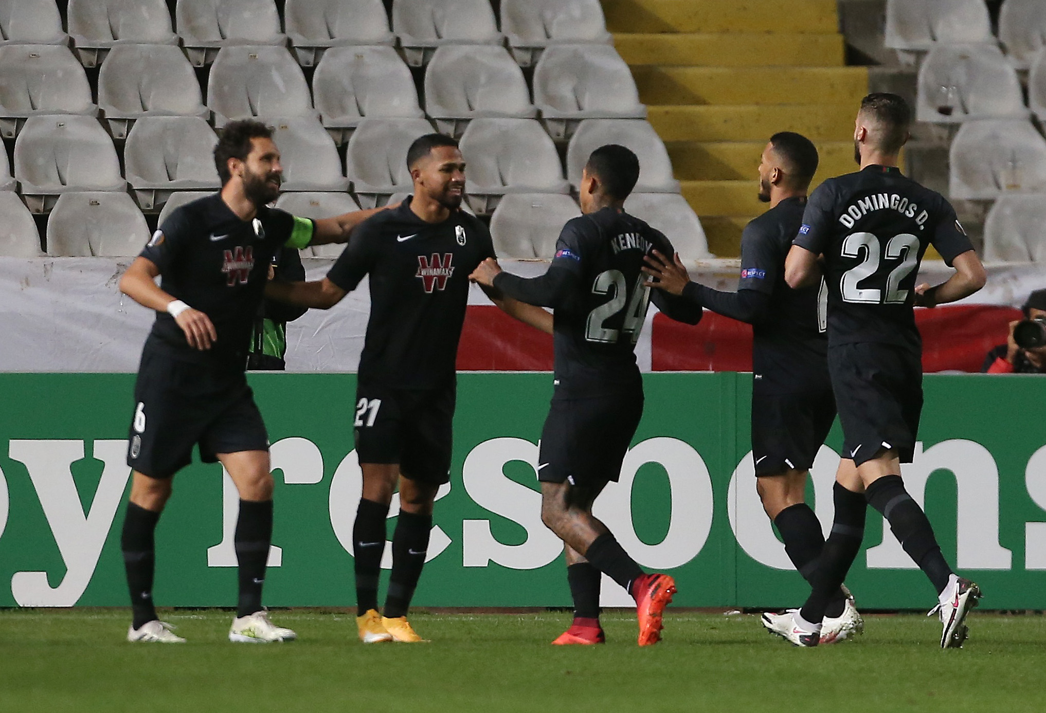 Europa League: Διπλό της Γρανάδα στην Ομόνοια! Στη δεύτερη θέση ο ΠΑΟΚ