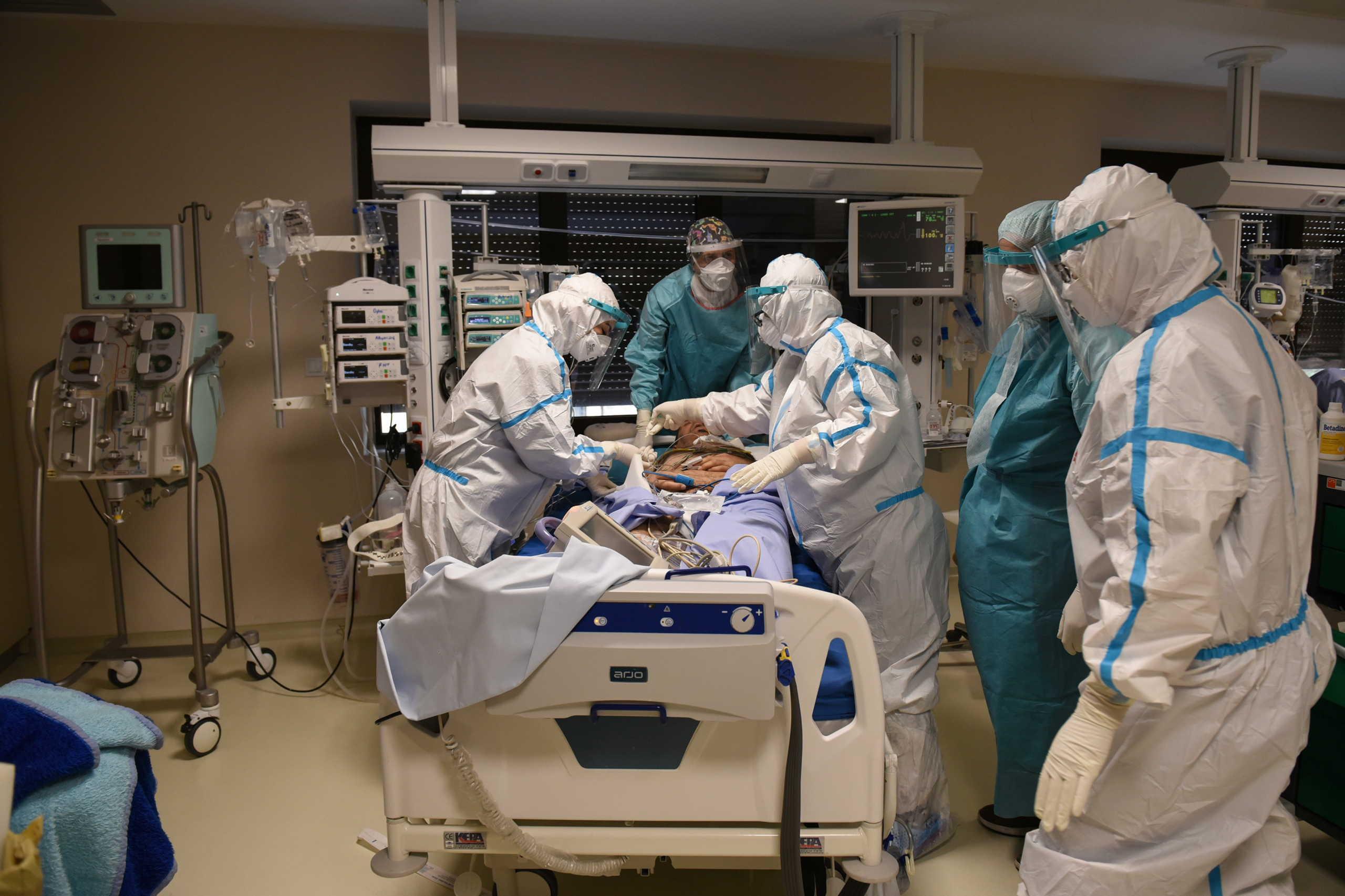 κορονοϊός νοσοκομείο Παπανικολάου