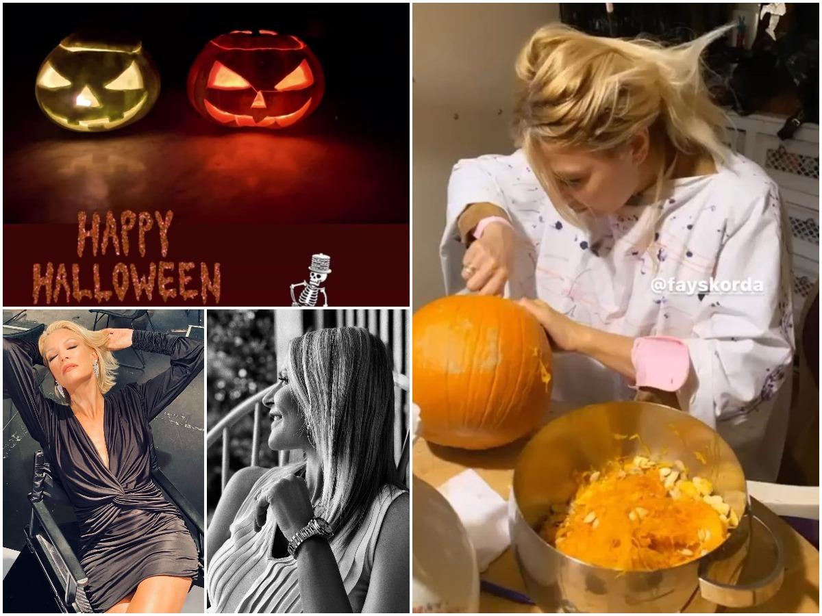 Οι celebrities της εγχώριας showbiz γιόρτασαν το… Halloween! Φωτογραφίες