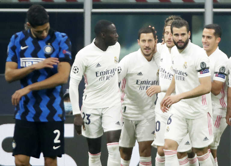 "Champions League: H Ρεάλ Μαδρίτης ""βύθισε"" την Ίντερ και ""βλέπει"" πρόκριση (videos)"