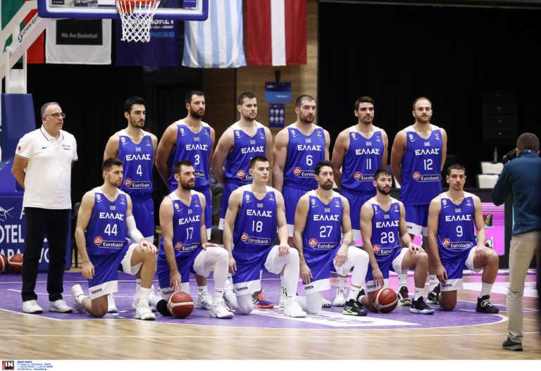 Η Εθνική Ελλάδας προκρίθηκε στο Eurobasket 2022