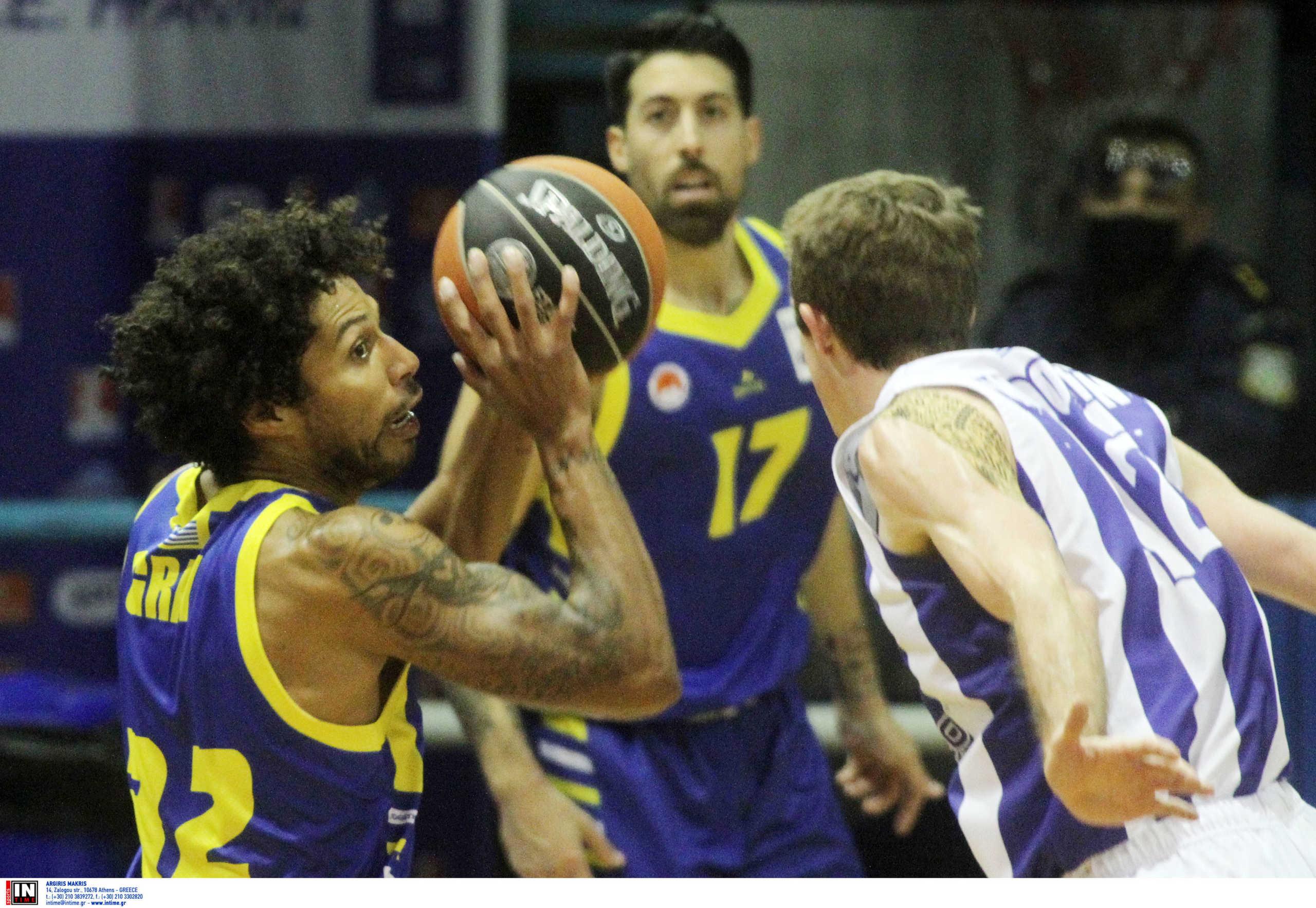 Basket League: Το Περιστέρι άλωσε το Ιβανώφειο στην παράταση – Πρώτη νίκη για Ιωνικό (video)