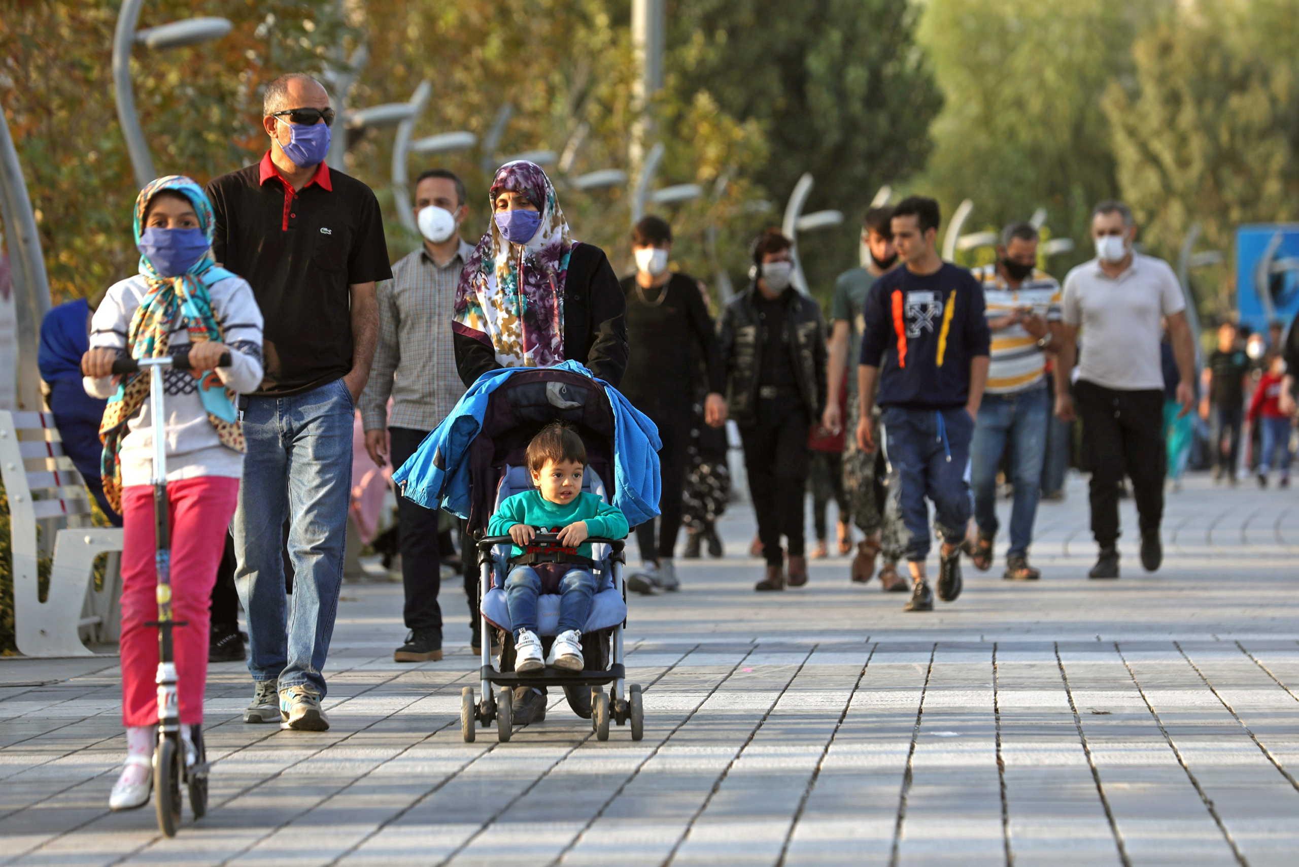 Ιράν: Ρεκόρ με 27.444 νέα κρούσματα κορονοϊού το τελευταίο 24ωρο