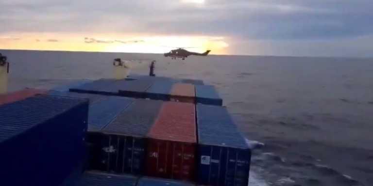 Ερντογάν: Η Γερμανία παραβίασε το Διεθνές Δίκαιο και παρενόχλησε το πλοίο μας