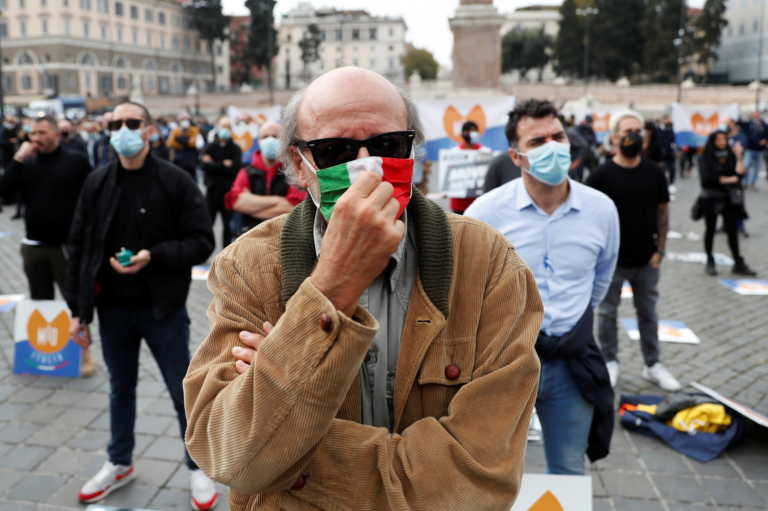 Κορονοϊός: Αύξηση κρουσμάτων και νεκρών στην Ιταλία