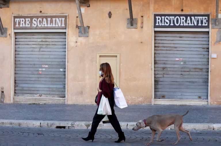 Κορονοϊός: Ακόμη 630 νεκροί στην Ιταλία και σχεδόν 23.000 κρούσματα