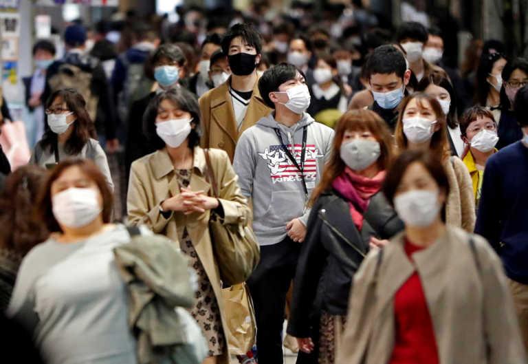 Κορονοϊός: Νέοι περιορισμοί στην Ιαπωνία μετά την αύξηση των κρουσμάτων