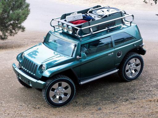 Οκτώ νέα μοντέλα από την Jeep μέχρι το 2023