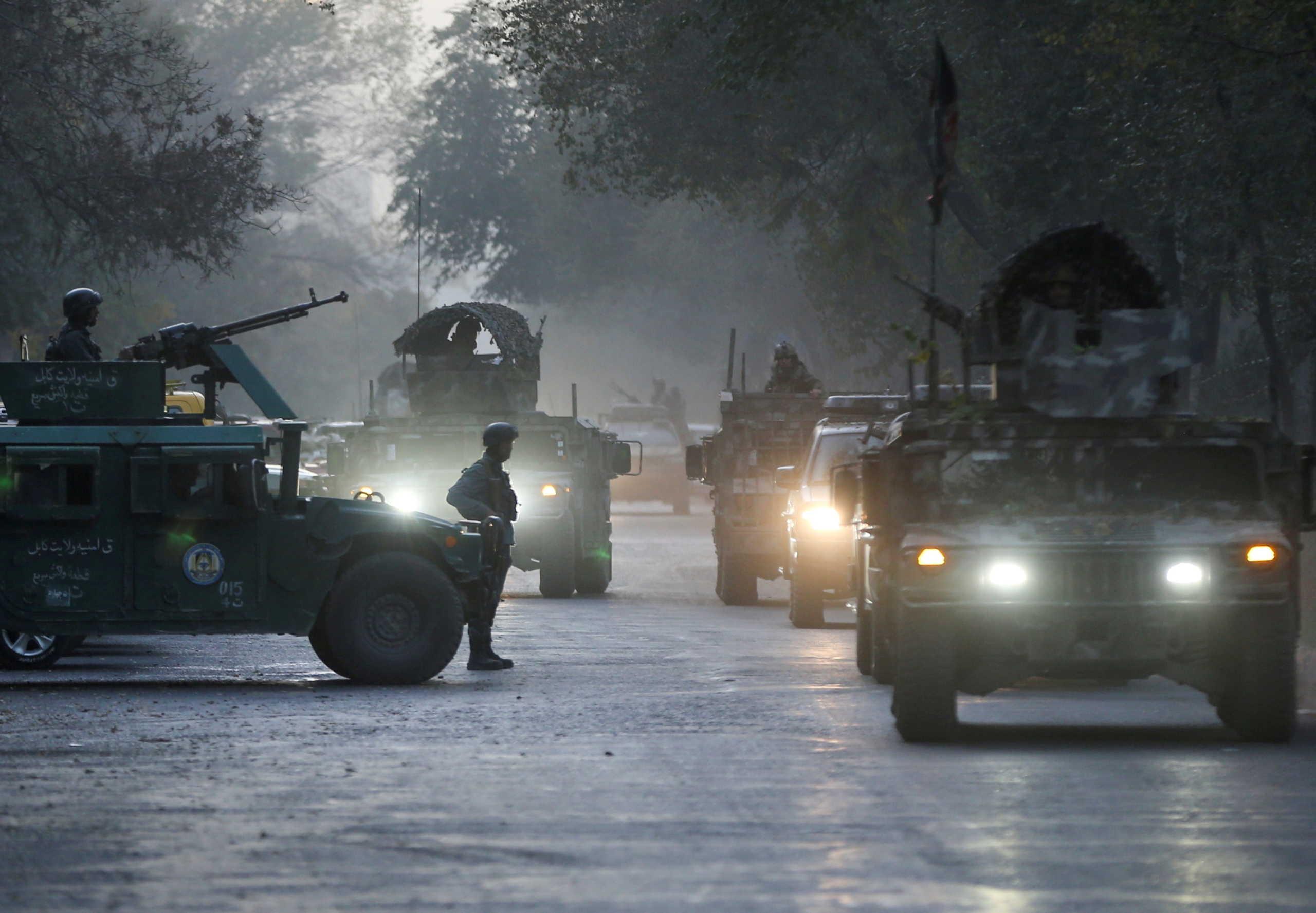 Αφγανιστάν: Το Ισλαμικό Κράτος πίσω από την φονική επίθεση στο Πανεπιστήμιο της Καμπούλ
