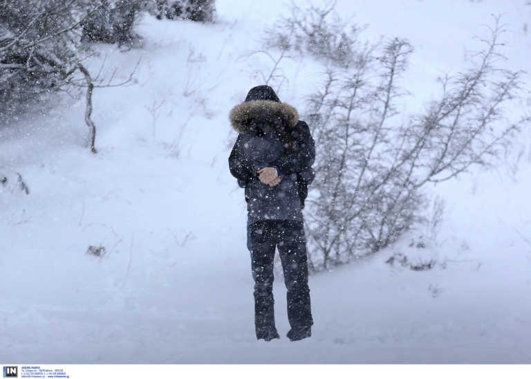 Καιρός: Κάτω από μηδέν σε αρκετές περιοχές της χώρας