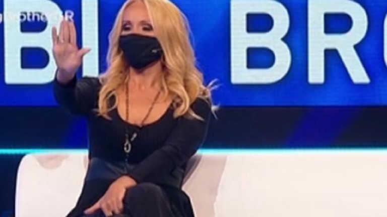 """""""Τα πήρε"""" η Νάταλι Κάκκαβα στο Big Brother! Έξαλλη η δημοσιογράφος με τη διακοπή από τον Ανδρέα Μικρούτσικο"""