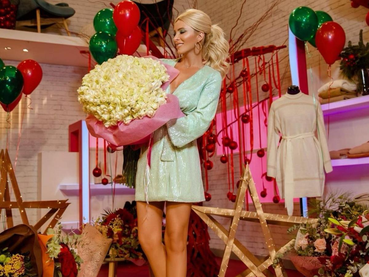 Κατερίνα Καινούργιου: Τι έκανε το βράδυ της γιορτής της με τον σύντροφό της, Φίλιππο Τσαγκρίδη;