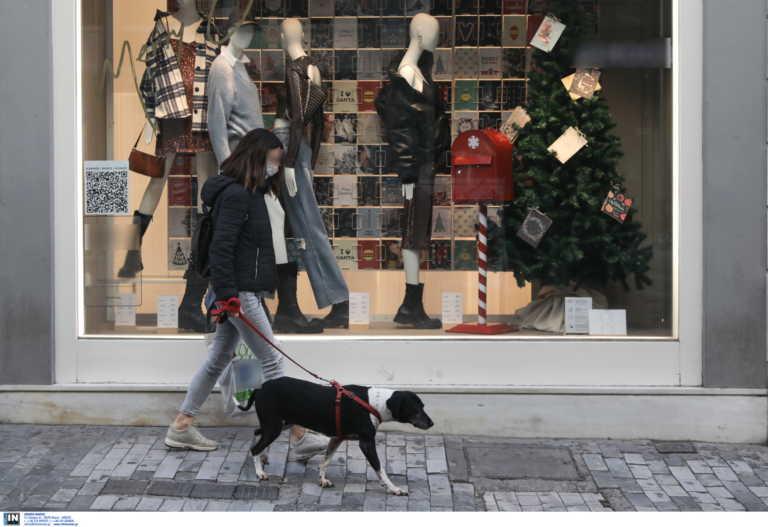 """Κατερίνη – Lockdown: """"Τρώνε"""" πρόστιμα αλλά ανοίγουν ξανά τα μαγαζιά τους"""