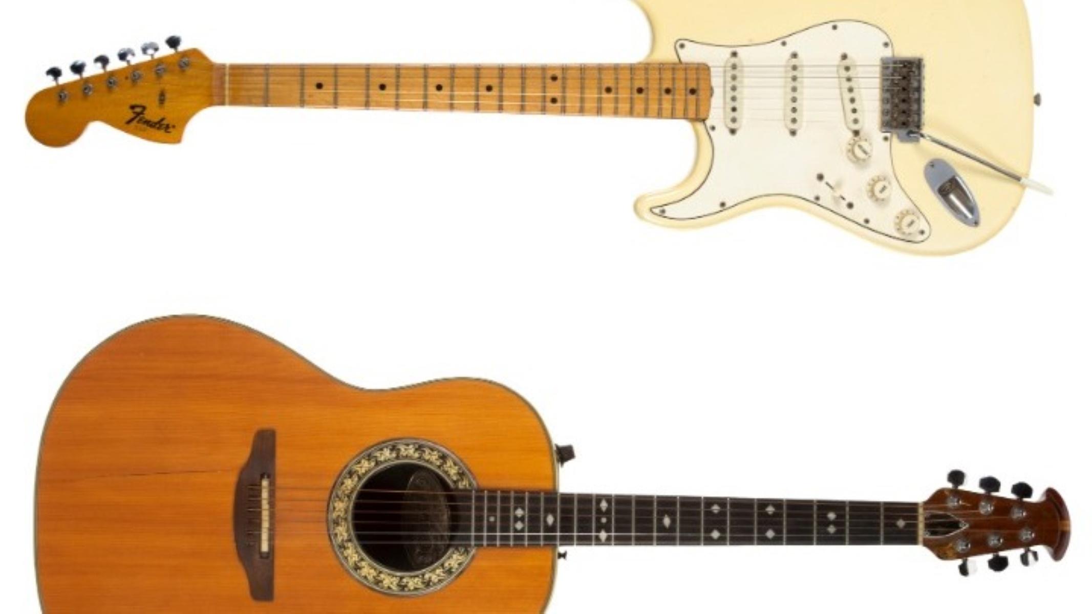 κιθάρες