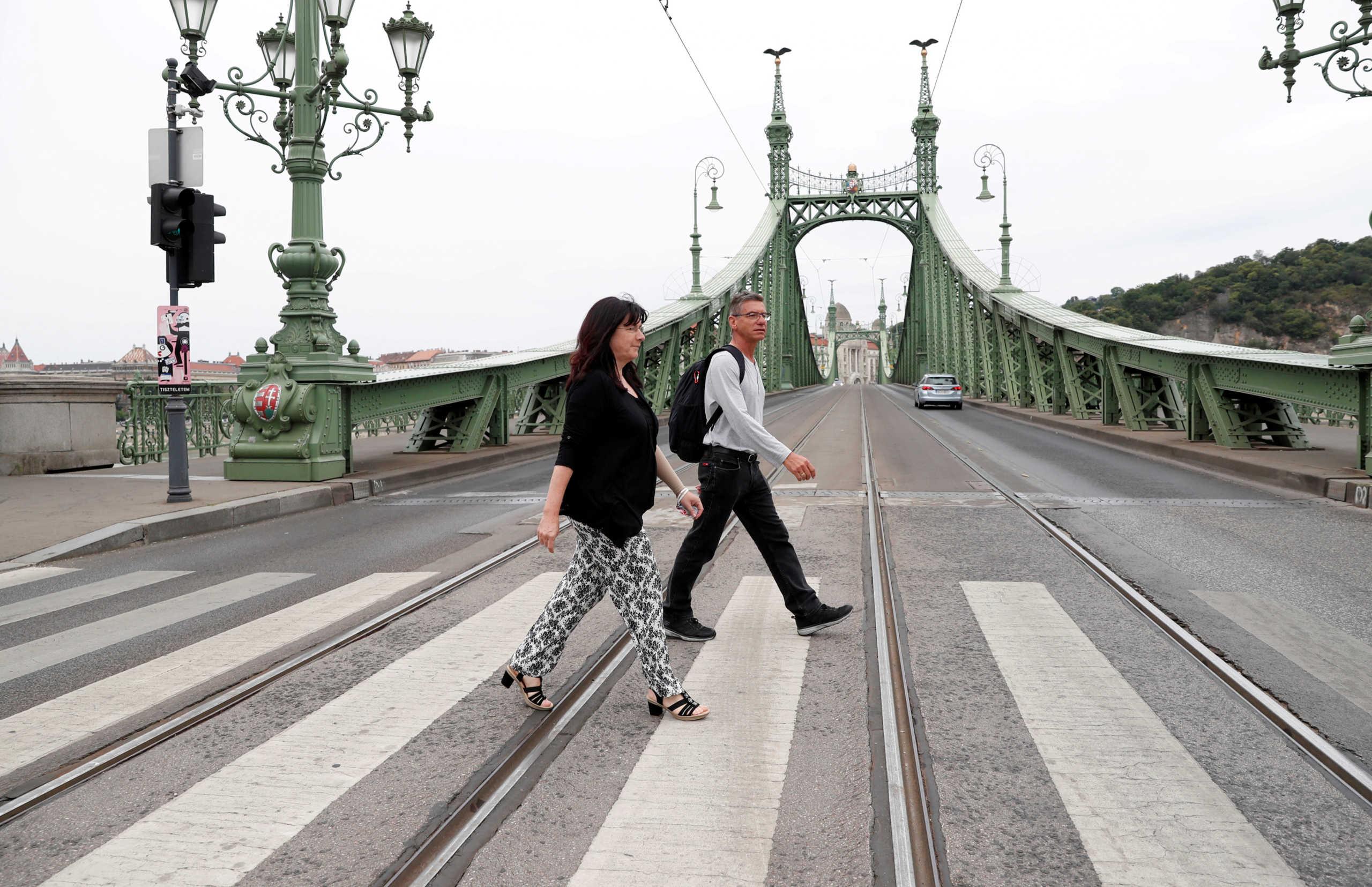 Ουγγαρία απαγόρευση κυκλοφορίας