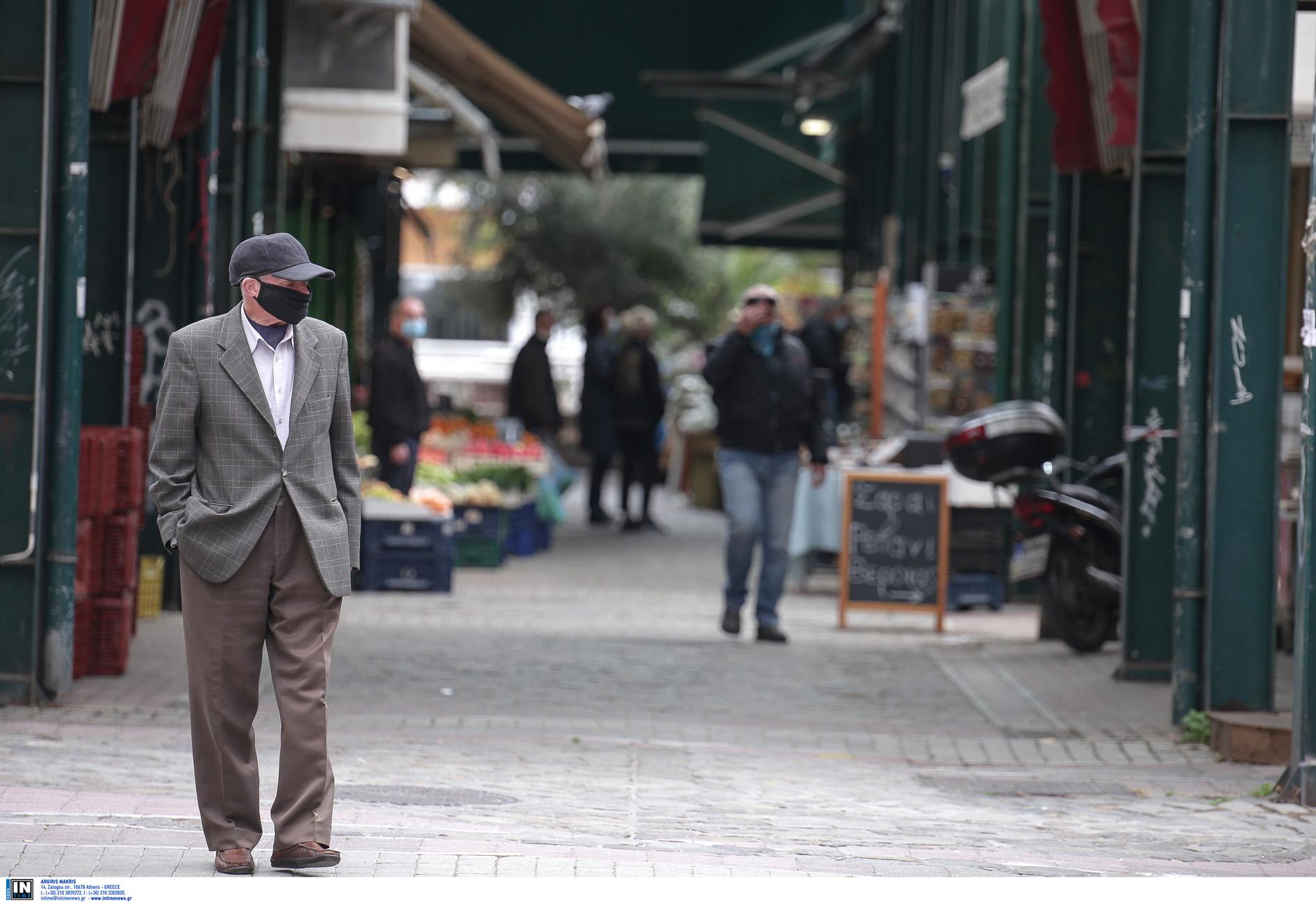 """Κορονοϊός: """"Καμπανάκι"""" για τη βόρεια Ελλάδα – """"Ο κόσμος να βγαίνει έξω για τα απολύτως απαραίτητα"""""""