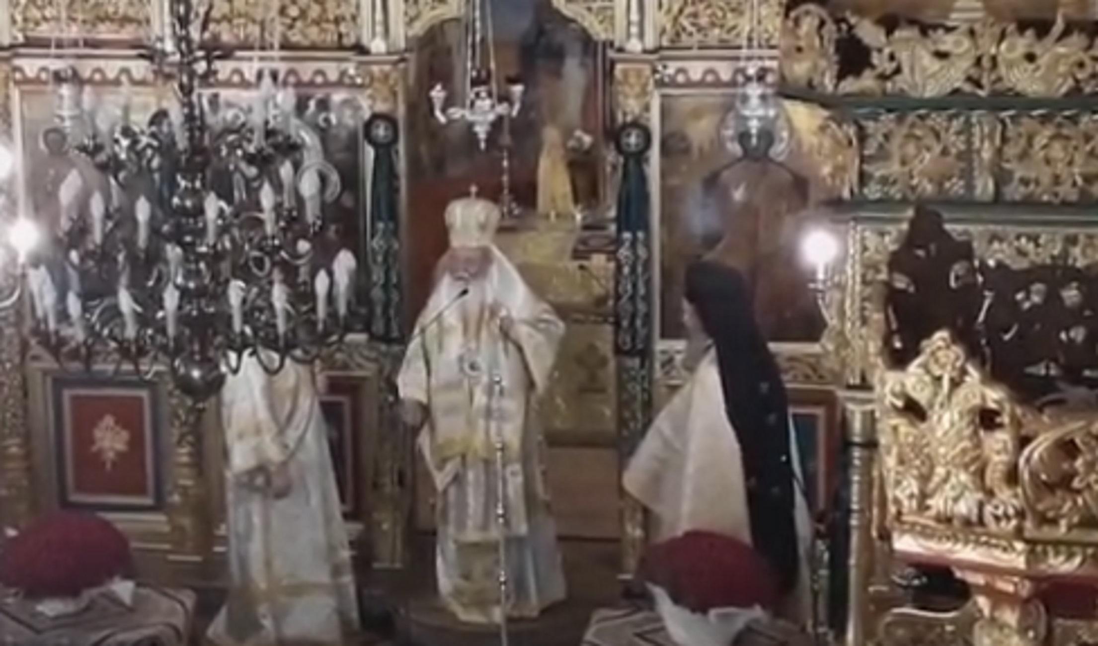 """Μητροπολίτης Κοζάνης: """"Δεν έκλεισαν τις εκκλησίες γιατί πήραν το μάθημά τους! Νόμιζαν ότι ο Θεός έφυγε από την Ελλάδα"""""""